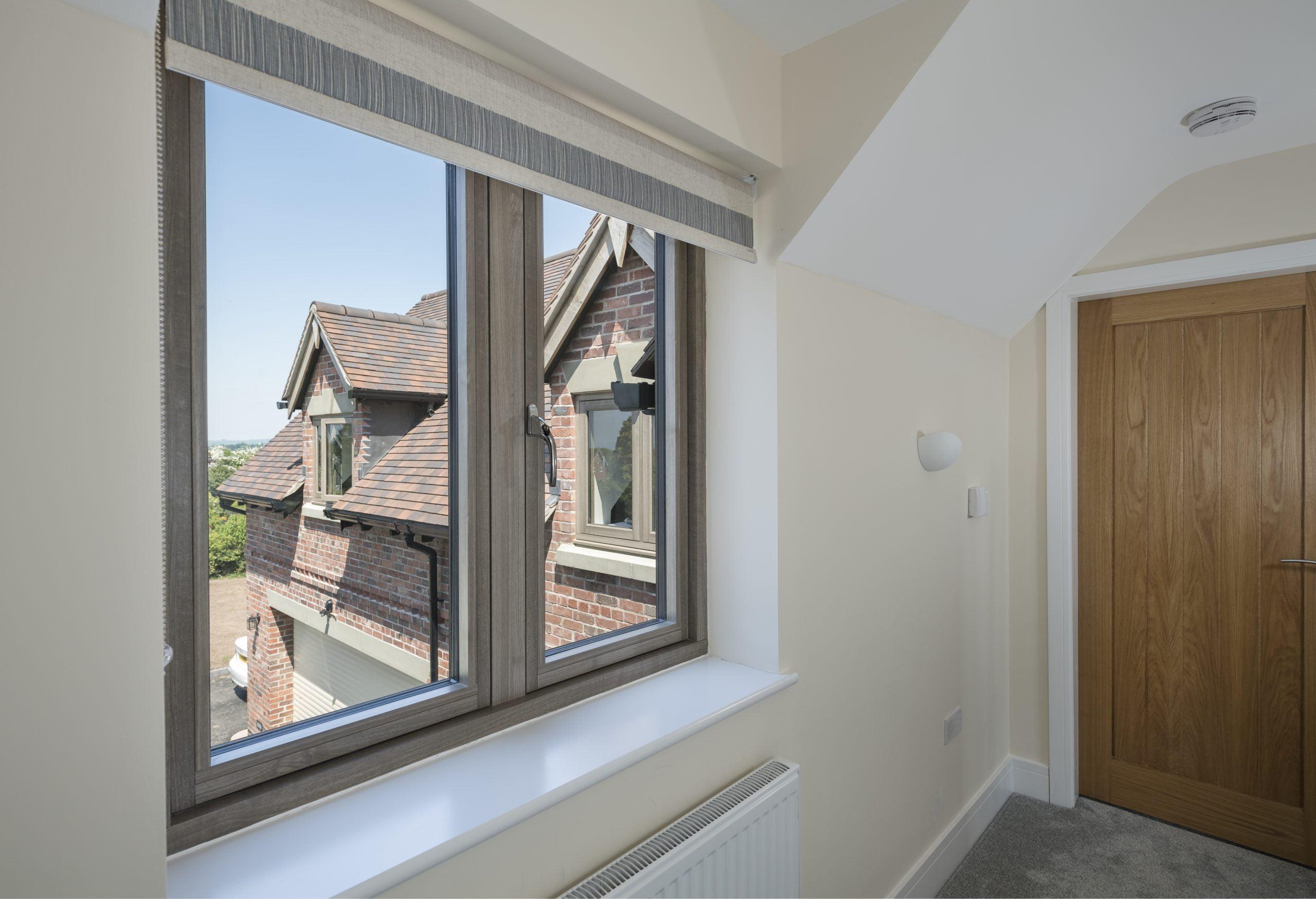Residence 2 in Silvered Oak by Wharfedale Windows