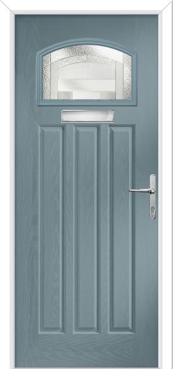 St Andrews composite front door