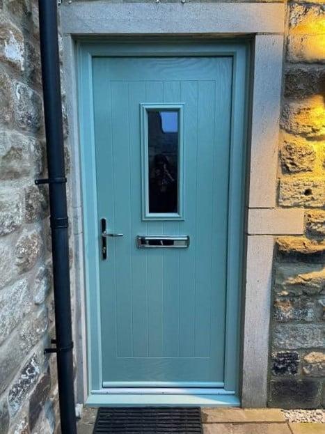 Doorco composite door installed by Wharfedale Window Company